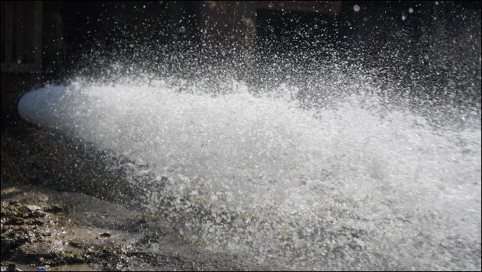 """Şubat ayında """"405 bin ton"""" su kullanıldı"""