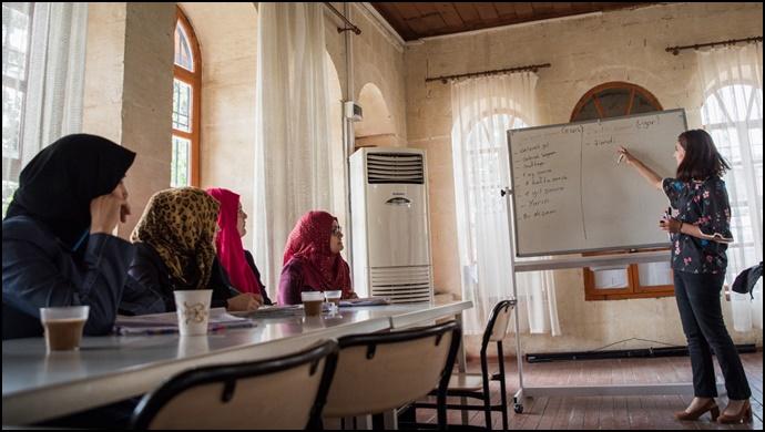 Suriye Krizine Yanıt olarak TDP Kapsamında 53 Halk Eğitimi Merkezinde Türkçe Dil Eğitimleri Başlıyor