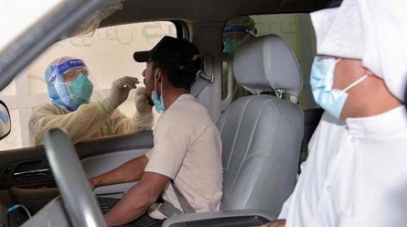 Suudi Arabistan: Bin 413 yeni vaka kaydedildi bin 528 kişi iyileşti