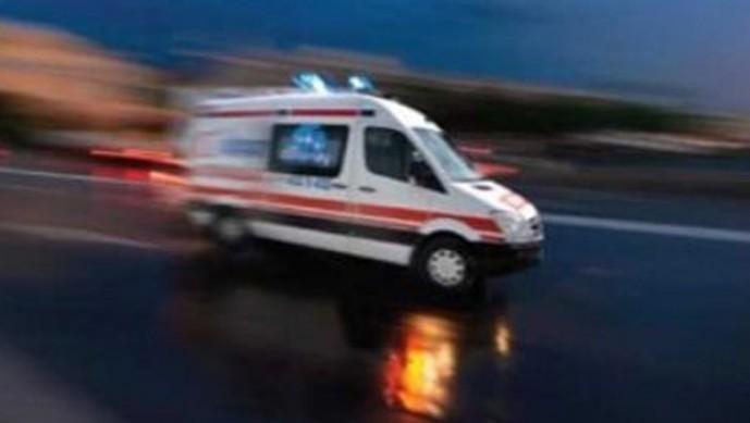 Tarım işçilerini taşıyan minibüste kaza: 11 yaralı