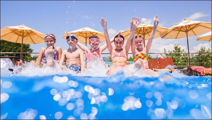 Tatilde Çocukları Bekleyen 5 Tehlike!