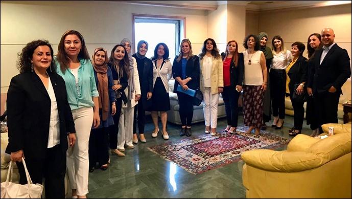 Trabzon'dan Şanlıurfa'ya Kadın Girişimciler Etkinliğine Katıldı