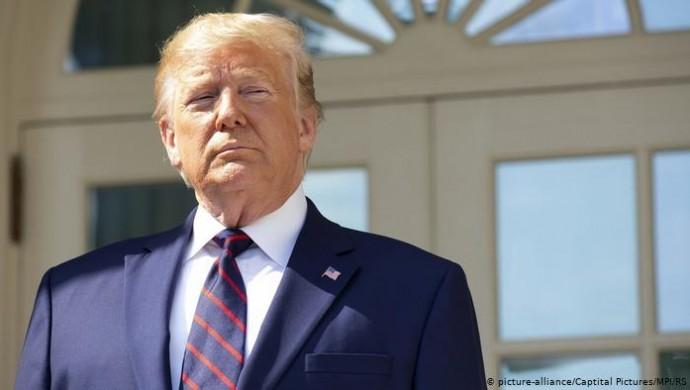 Trump: İran'ın muhtemel yanıtına hazırız