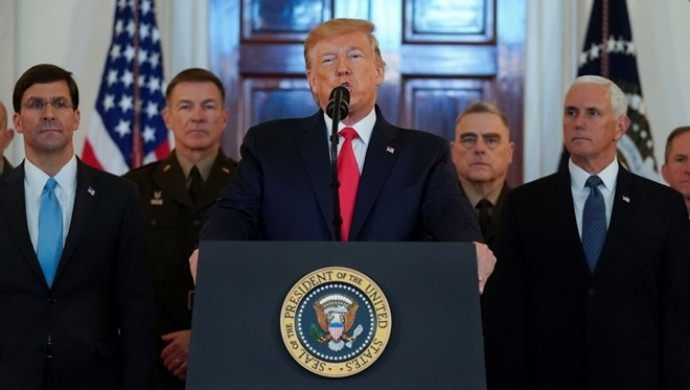 Trump: İran'la yeni anlaşma yapılmalı