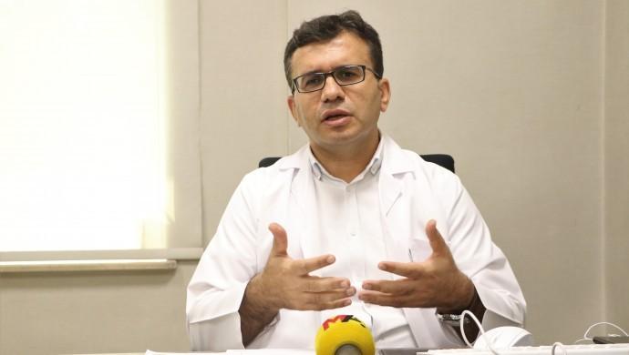 TTB üyesi Yerlikaya: Bölgede aşılamanın düşüklüğü vakaları artırabilir