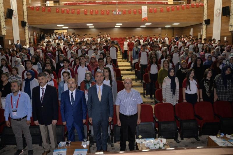 TÜBİTAK Projesi Kapanış Töreni Şanlıurfa'da Yapıldı