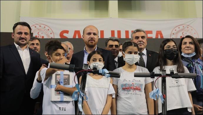 TÜGVA Yaz Okulu Kapanış Programı Erdoğan'ın Katılımıyla Yapıldı