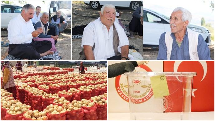 Türkiye'de 100 binlerce kişi 24 Haziran'da Sandığa Gidemiyor