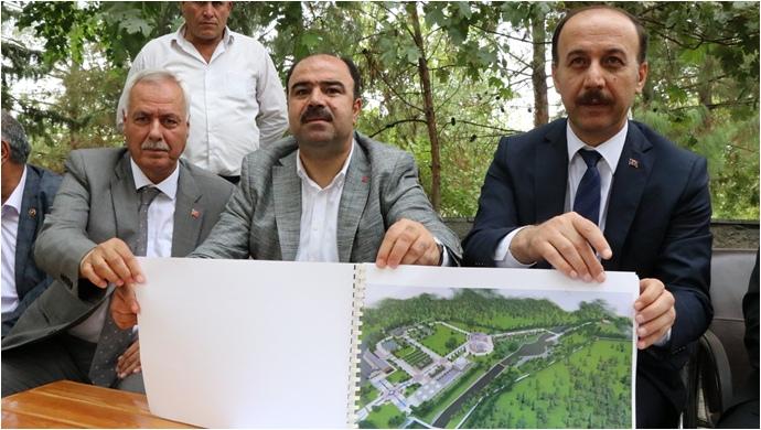 Türkiye'nin En Büyük İnanç Merkezi Şanlıurfa'da Oluşturuluyor