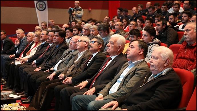 Türkiye'nin ilk Orman Yangın Çalıştayı Muğla'da yapıldı