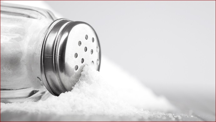 Tuz tüketimini 6 adımda azaltın!