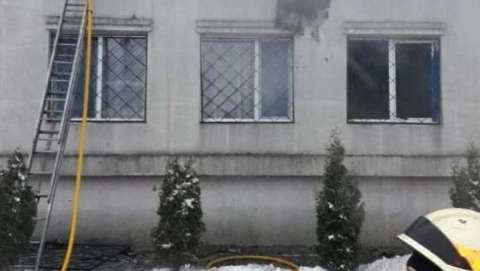 Ukrayna'da huzurevinde yangın: 15 ölü, 4 yaralı
