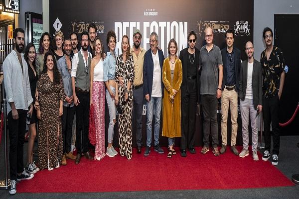 Uluslararası ödüllü film AKİS'in (Reflection) ilk gösterimi Altın Koza'da gerçekleşti