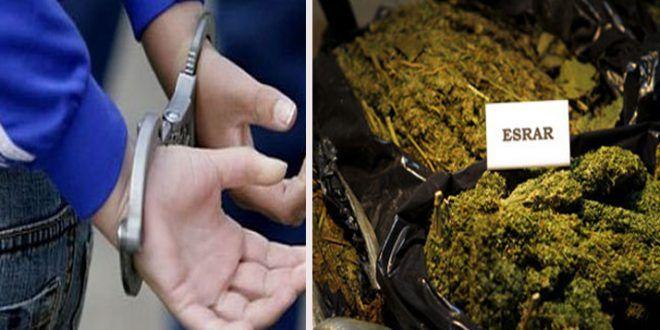 Urfa – Antep yolunda uyuşturucu operasyonu …