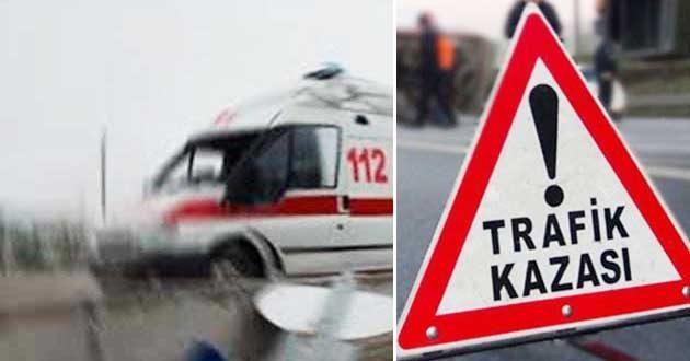 Şanlıurfa – Gaziantep karayolunda kaza: 5 yaralı