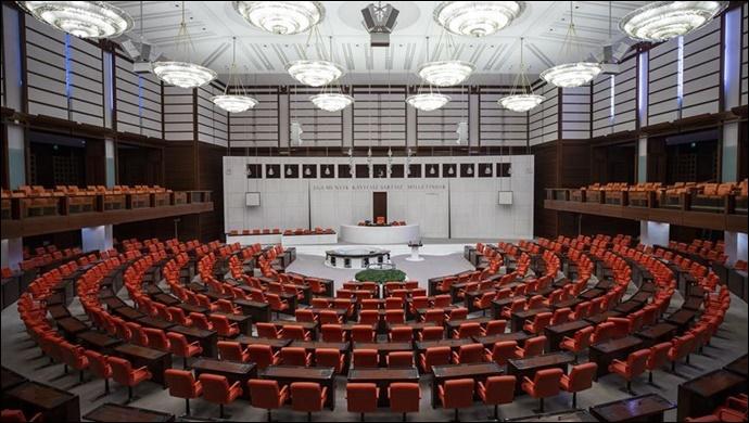 Urfa milletvekillerinin dokunulmazlık dosyaları TBMM Başkanlığı'nda