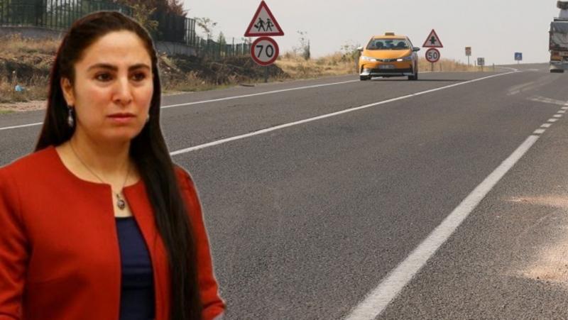 Urfa- Suruç- Aligör yolu meclis gündemine taşındı: Bakan Karaismailoğlu'na soruldu