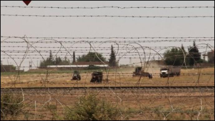 Urfa'da 2 PKK'lı Güvenlik Güçlerine Teslim Oldu