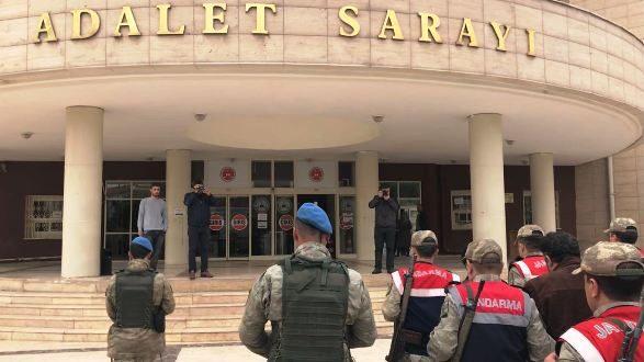 Urfa'da FETÖ davasında eski astsubaylara ceza yağdı