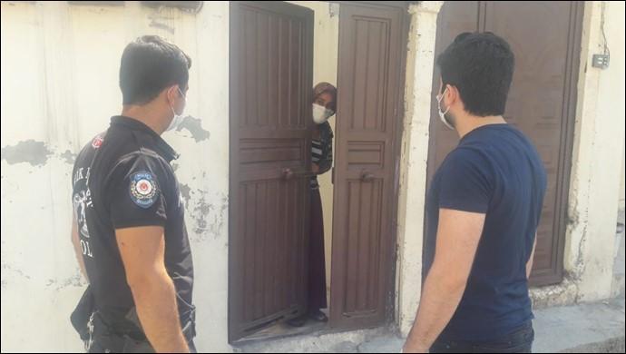 Urfa'da Karantina kararına uymayanlara para cezası-(Video)