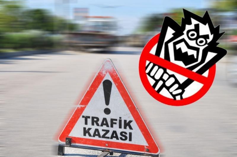 Urfa'da kaza: Kontrolden çıkan yakıt tankeri şarampole uçtu