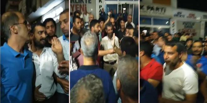 Urfa'da öğrenci servisleri, yine yol kapattı