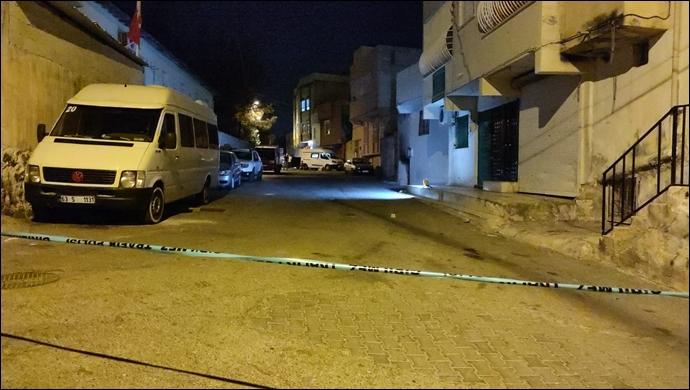 Urfa'da Sokak Ortasında Silahlı Saldırı:1 Ölü