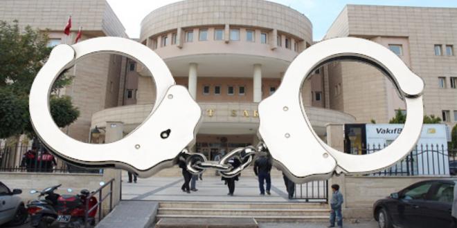 Urfa'deki Olaylarla İlgili 8 Tutuklama