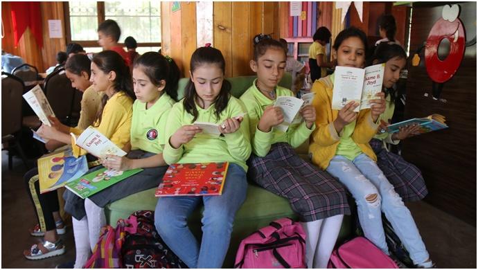Urfalı Çocuklardan Tüm Türkiye'ye Mesaj: Okumak Güzeldir