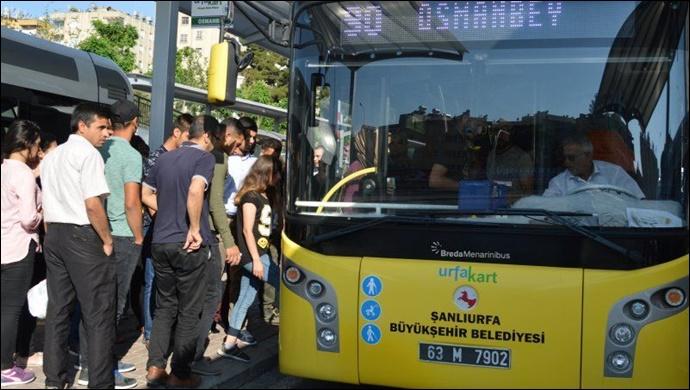 Urfalıların gözü bu haberde: Şehir içi otobüslerinde klima açılacak mı?