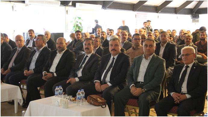 Urfa'nın Yeşil Alan Sorunları ve Çözüm Önerileri' Çalıştayı Düzenlendi-(Videolu)