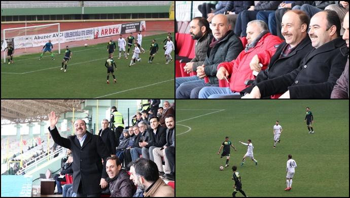 Urfaspor : 0 Zonguldakspor : 1