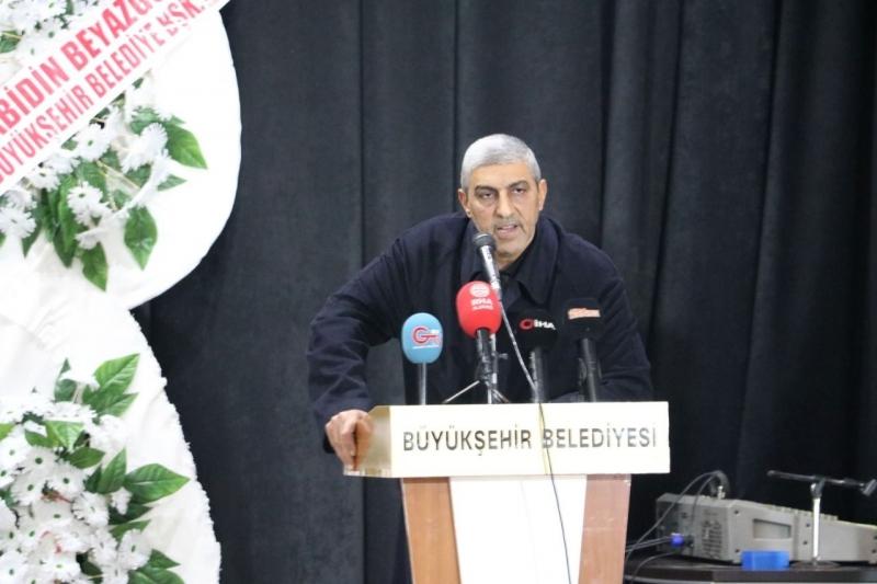 ''Urfaspor Kongresinde AK Parti'yi Hedef Gösterdi Tepki Aldı.. (VİDEO)