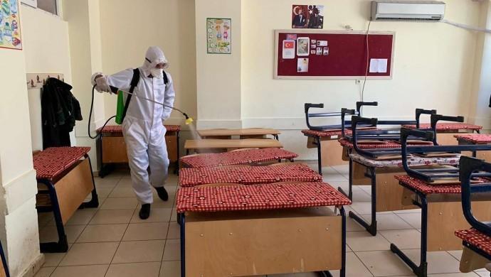 Vakalar arttı okullar tatil edildi