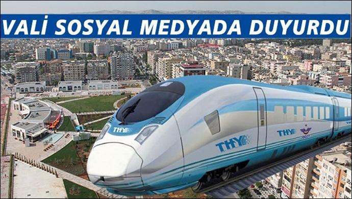 Vali sosyal medyadan duyurdu! Gaziantep-Şanlıurfa güzergahının projesi tamamlandı