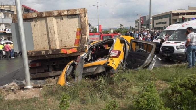 Van'da kaza: Biri ağır 6 yaralı