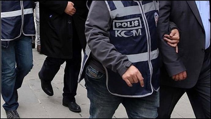 Viranşehir'de 13 gözaltı