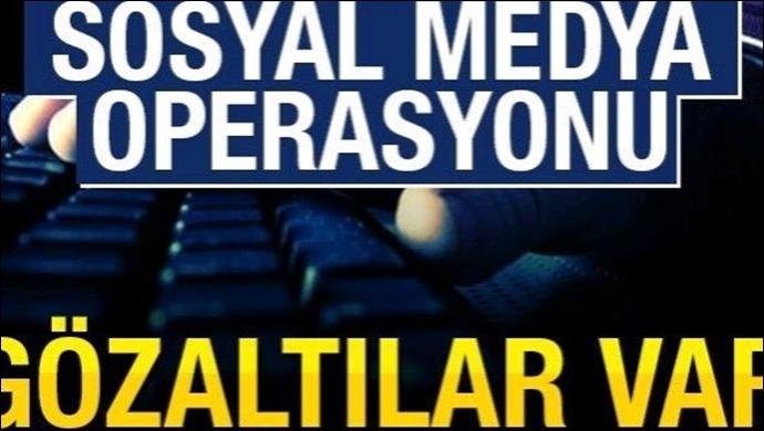 Viranşehir'de Sosyal Medya Operasyonu: 4 Gözaltı