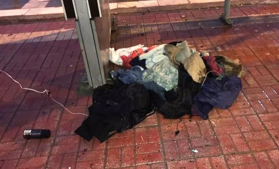 Viranşehir'de Şüpheli Çanta Fünye İle Patlatıldı