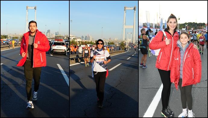 Vodafone 41. İstanbul Maratonu Coşkuyla Tamamlandı