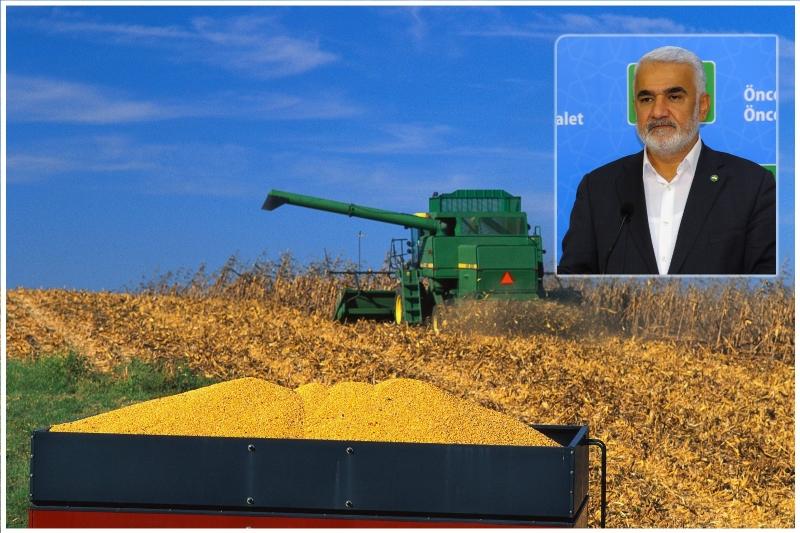 Yapıcıoğlu: Tarım politikalarında ciddi bir zihniyet değişimine ihtiyaç vardır*
