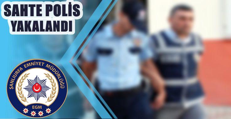 Yaşlı kadını dolandıran sahte polisler yakayı ele verdi