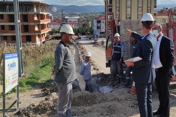 YEDAŞ, İSG kültürü oluşturmak için saha çalışanlarını ziyaret etti