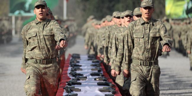 Yeni askerlik sistemini detaylıca görüştüler