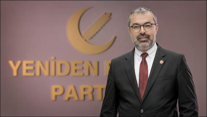Yeniden Refah Partisi'nden Abdurrahman Dilipak'a Sert Tepki!
