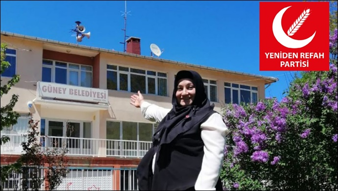 Yeniden Refah Partisi İlk Seçiminde Kadın Adayla Boy Gösterecek