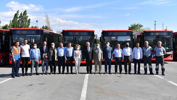 Yılların Özlemi Sona Eriyor: İlk Etapta 19 Yeni Otobüs Başkent Yollarında
