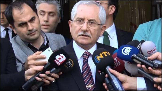 YSK Başkanı'ndan 'itiraz' açıklaması