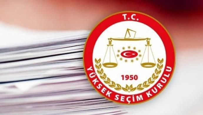 YSK Ergani'de bir muhtarın mazbatasını iptal etti
