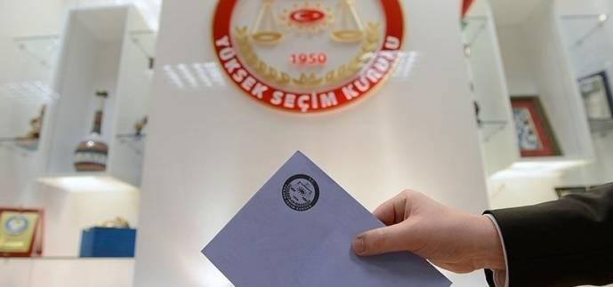 YSK İstanbul seçimlerinin esaslarını belirledi